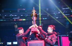 《堡垒之夜》平台杯总决赛落幕,KG战队加冕为王!