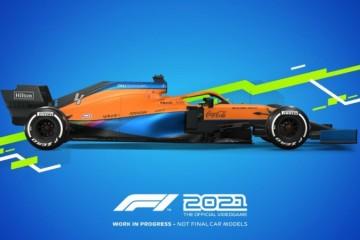 F12021正式公布7月17日登陆全平台