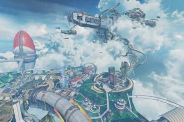 Apex英雄公开地图奥林匹斯变化的细节跳伞塔迎来大更新