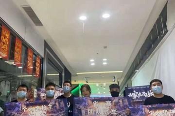 CF最励志选手拿到天津重庆两大赛区冠军全国总决赛备受期待
