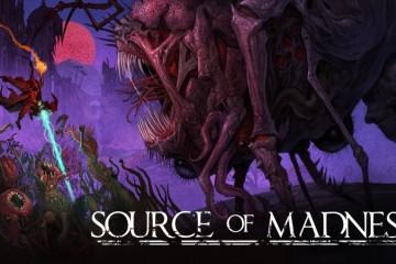 Source of Madness疯狂之源迎万圣节强势推出《他们来自深渊》更新
